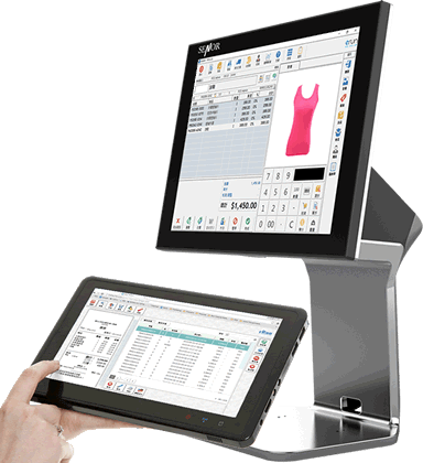 eRun Retail POS Solution
