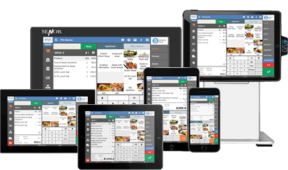 eRun Food & Beverage POS System